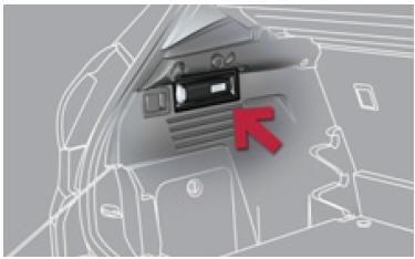 peugeot 3008 lampe nomade visibilit manuel du conducteur peugeot 3008. Black Bedroom Furniture Sets. Home Design Ideas