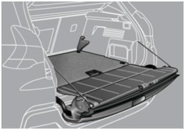 peugeot 3008 am nagements du coffre am nagements manuel du conducteur peugeot 3008. Black Bedroom Furniture Sets. Home Design Ideas