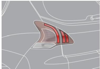 peugeot 3008 changement d 39 une lampe informations pratiques manuel du conducteur peugeot 3008. Black Bedroom Furniture Sets. Home Design Ideas