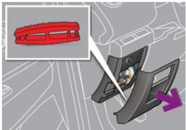 peugeot 3008 changement d 39 un fusible informations pratiques manuel du conducteur peugeot 3008. Black Bedroom Furniture Sets. Home Design Ideas