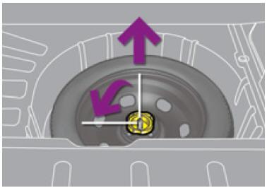 peugeot 3008 changement d 39 une roue informations pratiques manuel du conducteur peugeot 3008. Black Bedroom Furniture Sets. Home Design Ideas